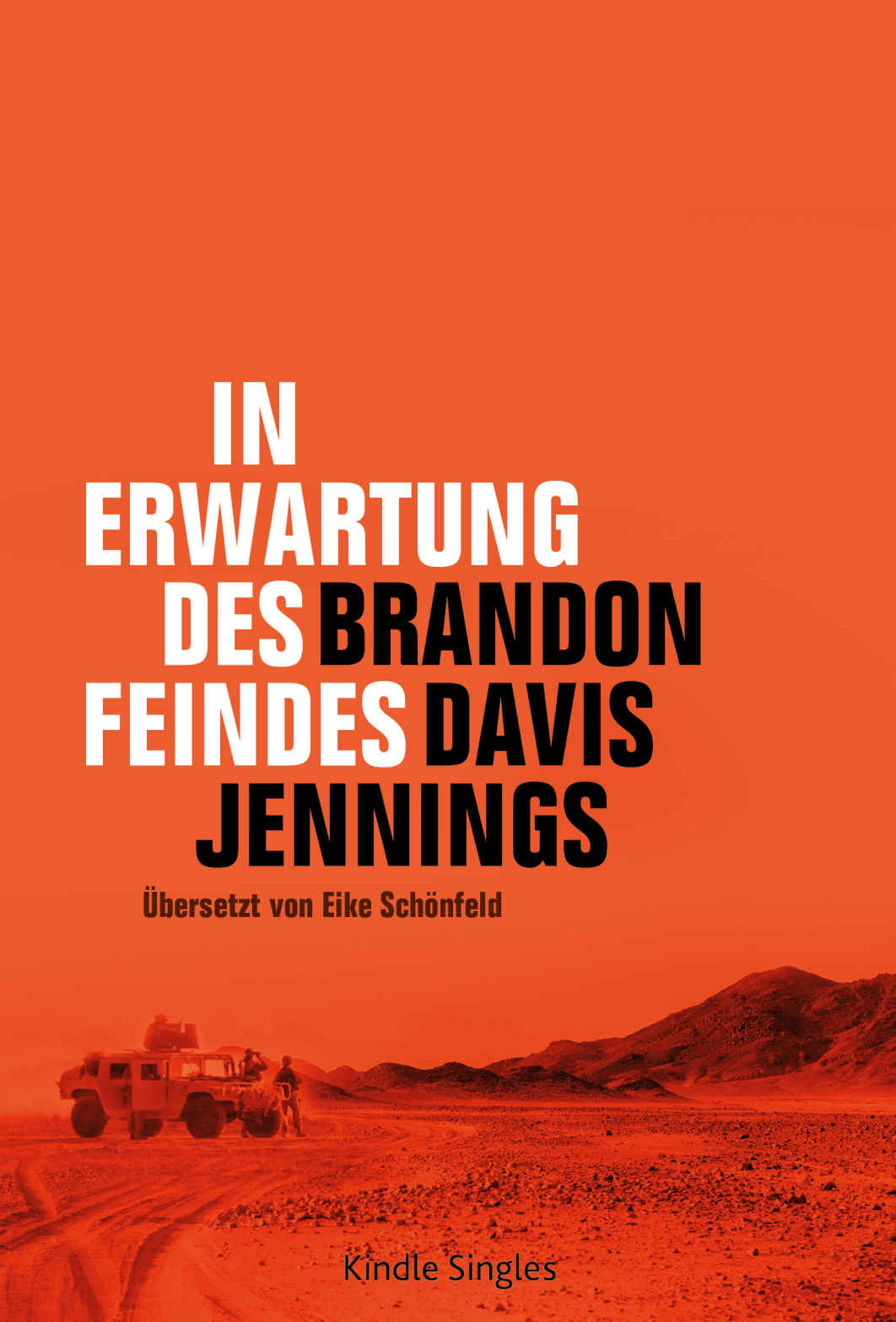 Brandon Davis Jennings: In Erwartung des Feindes