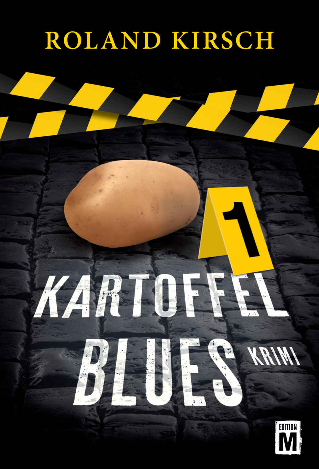 Buchcover: Kartoffel Blues. Edition M